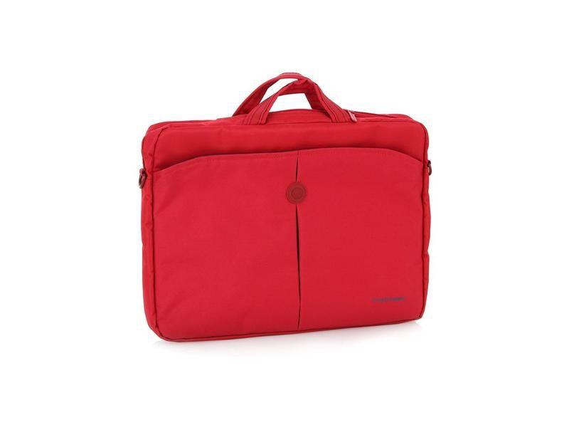 """Taška Brašna na notebook Continent CC-012 15,6"""" červená"""