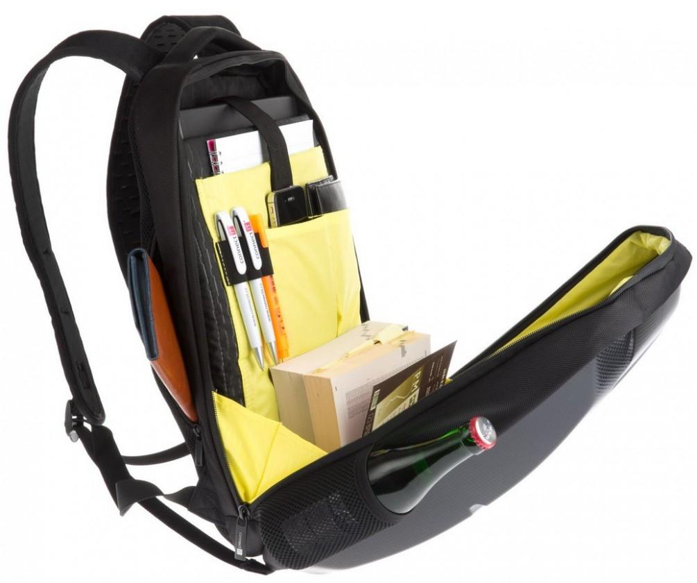 "Taška Connect IT CI-244 HardShell Backpack 15.6"""