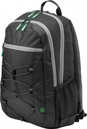 Taška HP 15.6 Active Black Backpack