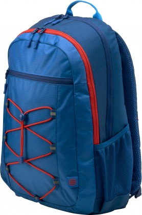 Taška HP 15.6 Active Blue/Red Backpack