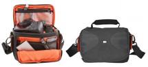 Taška na digitálnu zrkadlovku TNB MLDCXSHOTXL2 čierná/oranžová