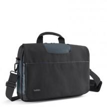 """Taška na notebook Belkin Messenger 13 """", čierna / sivá"""