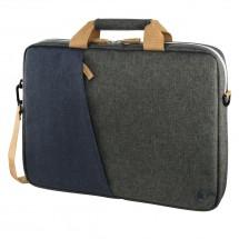 "Taška na notebook Hama Florenz, 36 cm (14,1""), šedomodrá"