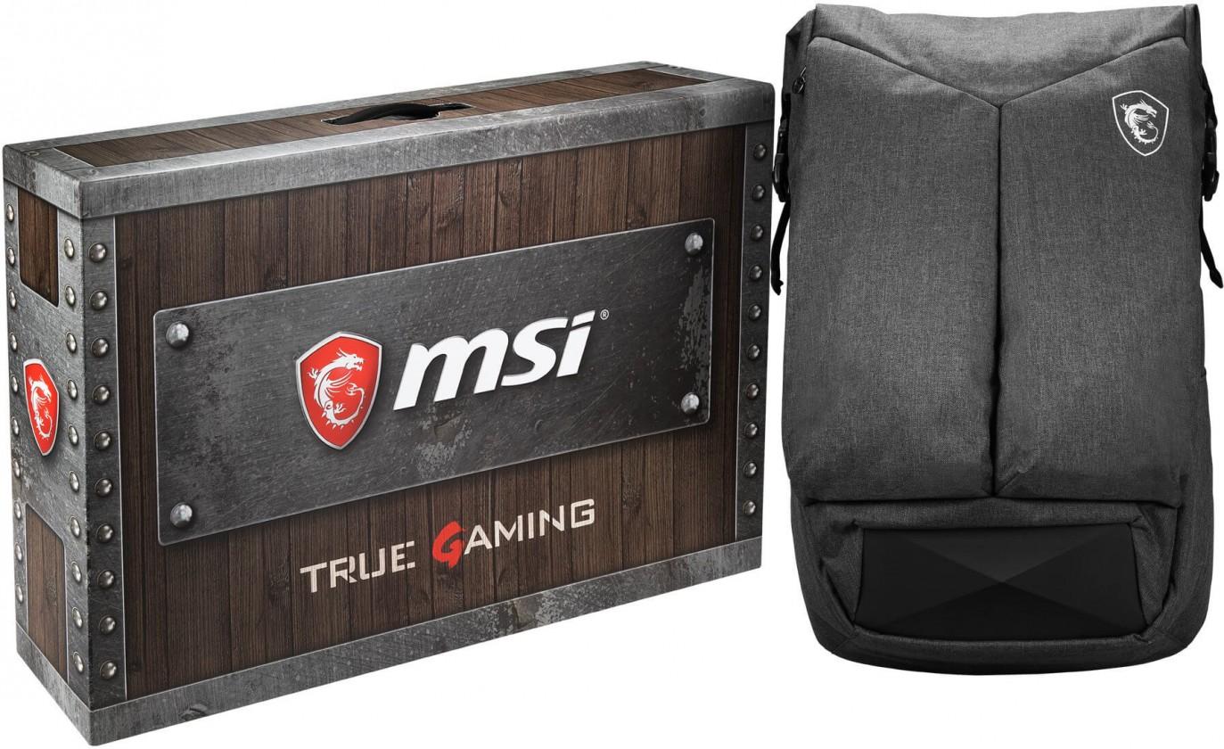 Taška na notebook MSI Gaming batoh 2019