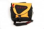 """Taška na notebook Toshiba 15,6"""", čierna/oranžová"""
