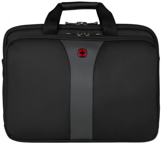 """Taška na notebook WENGER LEGACY 17"""", čierna/šedivá"""