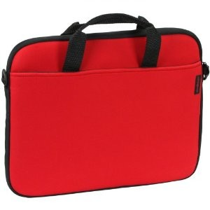 "Taška Samsonite brašna 15.6"" LAPTOP SLIPCASE Red"