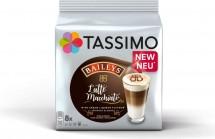Tassimo Latte Macchiato Baileys, 8 + 8ks