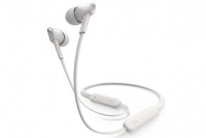TCL bluetooth slúchadlá do uší, mikrofón, BT 5.0, biela