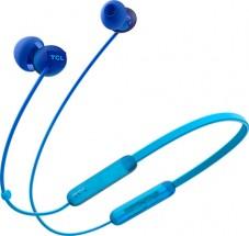 TCL bluetooth slúchadlá do uší, mikrofón, BT 5.0, modrá