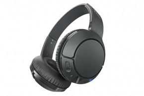 TCL bluetooth slúchadlá náhlavné, mikrofón, BT 4.2, čierna