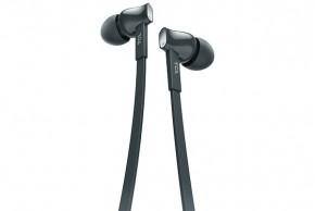 TCL slúchadlá do uší, drôtové, mikrofón, Strong Bass, čierna