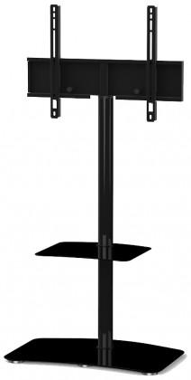 Televízny stolík Sonorous PL 2810-HBLK