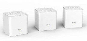 Tenda MW3 (3-pack) - Wireless AC MESH syst.