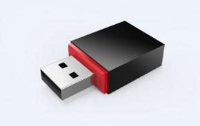 Tenda U3 - Wireless-N USB Adapter, 802.11b/g/n, 300Mbps