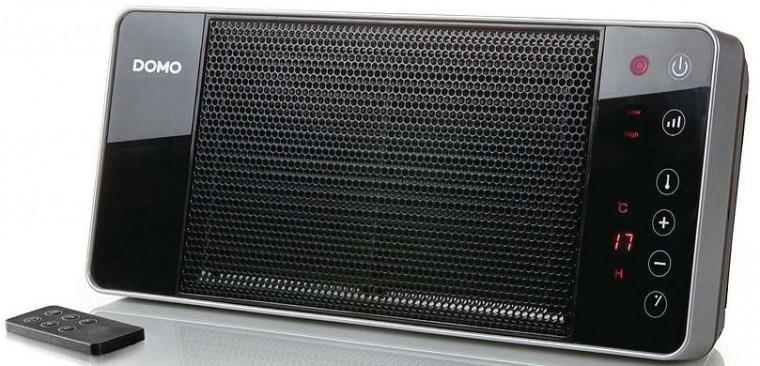 Teplovzdušný ventilátor DOMO DO 7341H