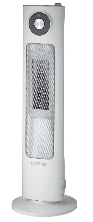 Teplovzdušný ventilátor Gorenje HH 2000 L POUŽITÉ, NEOPOTREBOVANÝ TOVAR