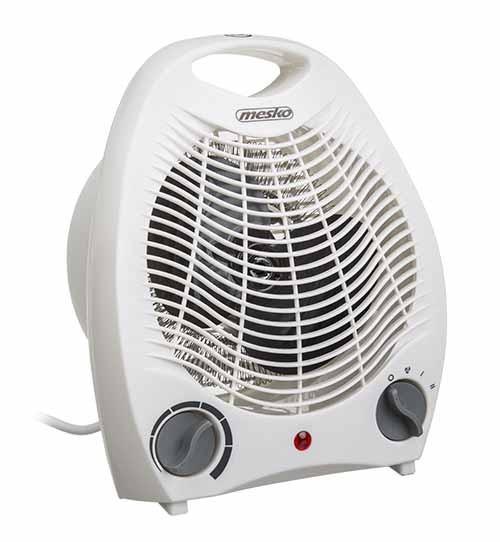 Teplovzdušný ventilátor MESKO MS7704