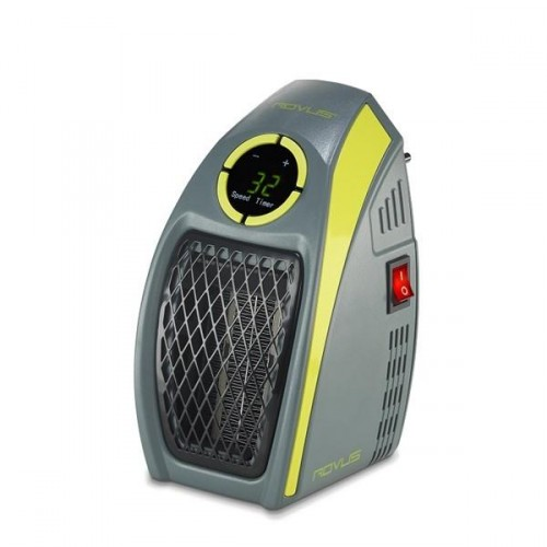 Teplovzdušný ventilátor Rovus Personal Handy heater ROZBALENÉ