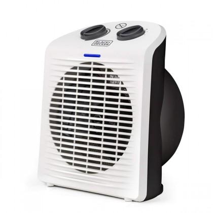 Teplovzdušný ventilátor Teplovzdušný ventilátor Black+Decker BXSH2000E