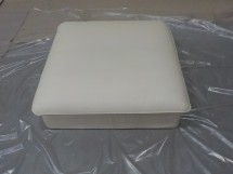 Teresa - Taburetka (pampas madras - white m9002) - II. akosť
