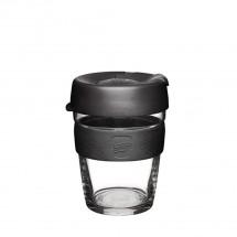 Termohrnček KeepCup Brew Black M, 340 ml