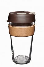 Termohrnček KeepCup Brew Cork Almond L, 454 ml