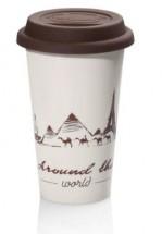 Termohrnek na kávu DeLonghi Globetrotter