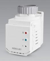 Termostatická hlavica s Bluetooth Elektrobock HD03-BT