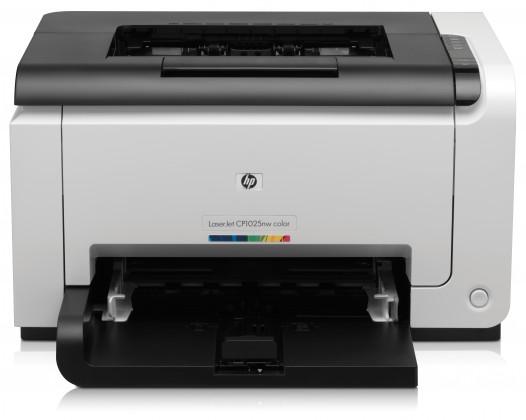 Termosublimačné tlačiarne HP Color LaserJet Pro CP1025nw CE918A