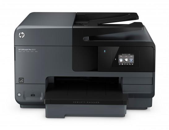 Termosublimačné tlačiarne HP Officejet Pro 8610 A7F64A