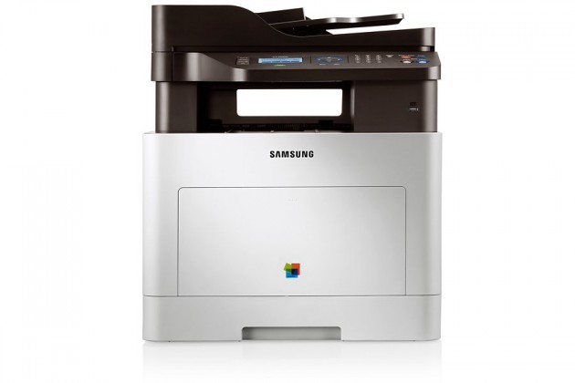 Termosublimačné tlačiarne Samsung CLX-6260ND