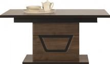 Tes - jedálenský stôl (orech) - II. akosť