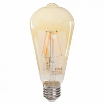 Tesla LED žárovka CONE BULB CRYSTAL RETRO E27 4W LED