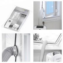Těsnění oken pro mobilní klimatizace TROTEC Airlock100 POŠKODENÝ