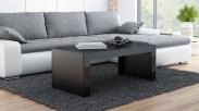 Tess - Konferenčný stolík obdĺžnik (čierna)