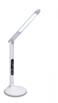 Tessa - Stolná lampička, 27LED, 10W  (biela)