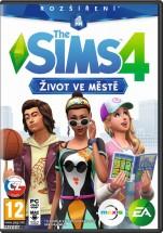The Sims 4 - Život ve meste (5030940112858)