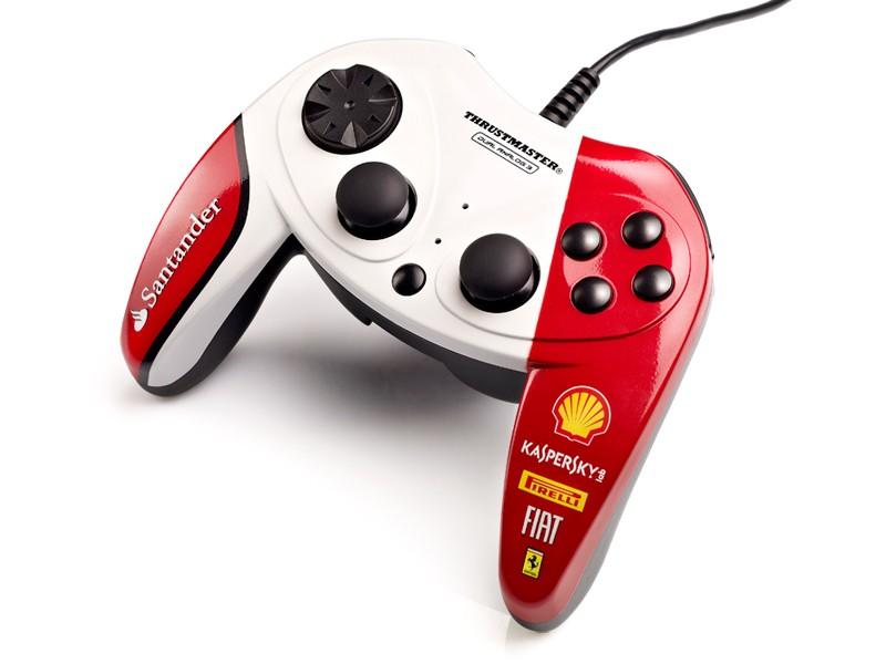 Thrustmaster Gamepad F150 Italia, pro PC (2960733)
