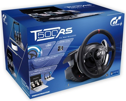 Thrustmaster T500 RS pre PS3 a PC 4160566
