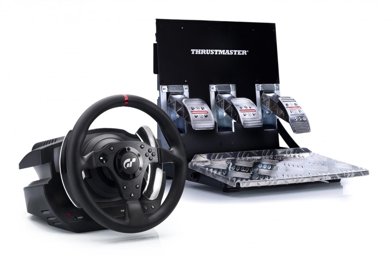 Thrustmaster T500 RS pre PS3 a PC 4160566 ROZBALENÉ