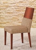 Timoteo - Jedálenská stolička (čerešňa/b
