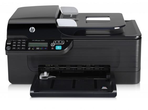 Tlačiarne a príslušenstvo  HP All-in-One Officejet 4500 (CB867A)