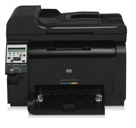 Tlačiarne a príslušenstvo  HP Color LaserJet Pro 100 M175a (CE865A)