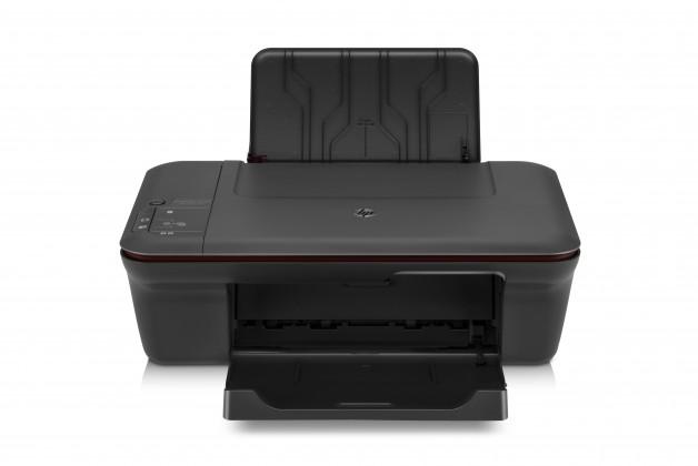 Tlačiarne a príslušenstvo  HP DeskJet 1050A (CQ198B#BGW)