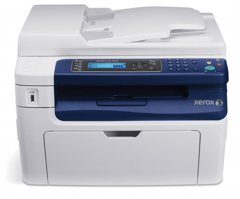 Tlačiarne a príslušenstvo  Xerox WorkCentre 3045NI
