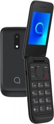 Tlačidlový telefón Alcatel 2053D, čierna