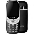 Tlačidlový telefón Cube1 F500, čierna