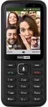Tlačidlový telefón Maxcom Classic MK241, KaiOS, čierna POUŽITÉ, N