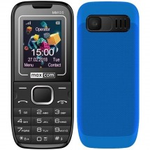 Tlačidlový telefón Maxcom Classic MM 135